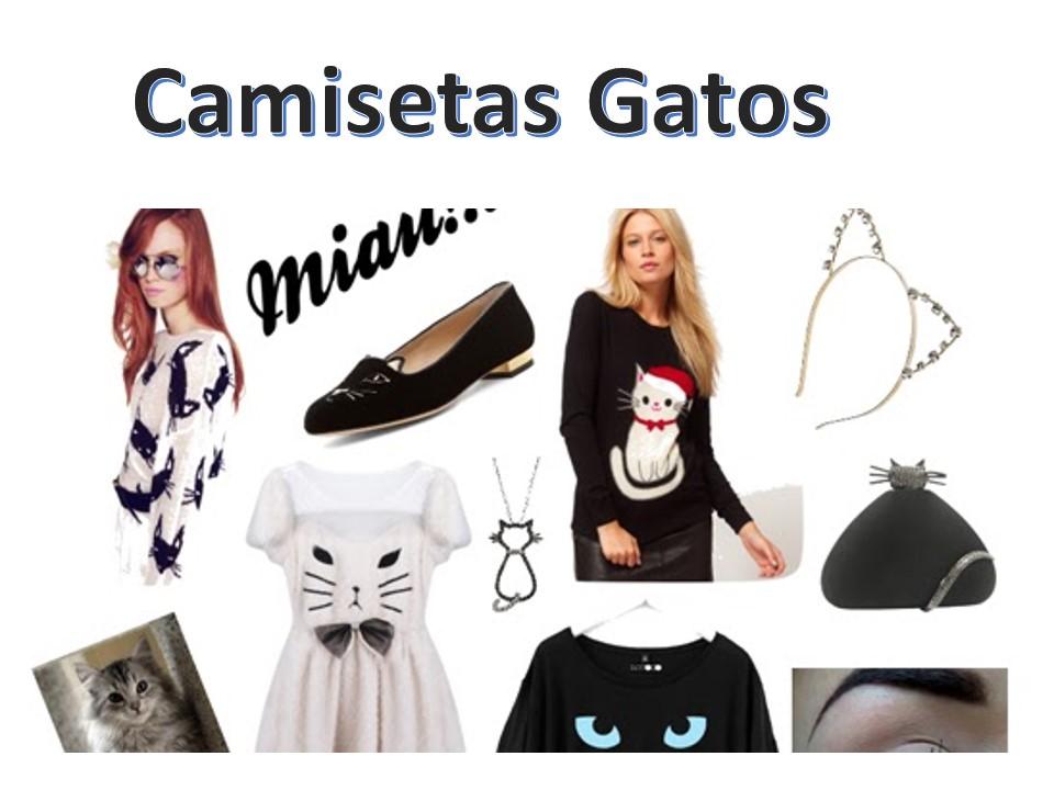 Camisetas y Sudaderas de Gatos