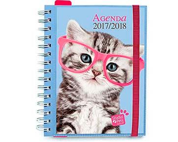 Agenda de gatos